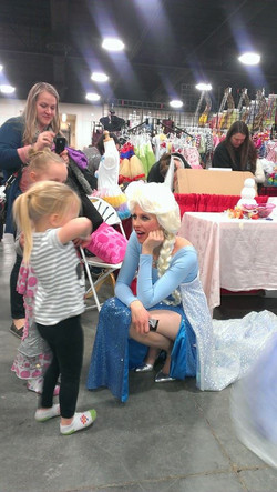 Jaw dropping princess parties Utah