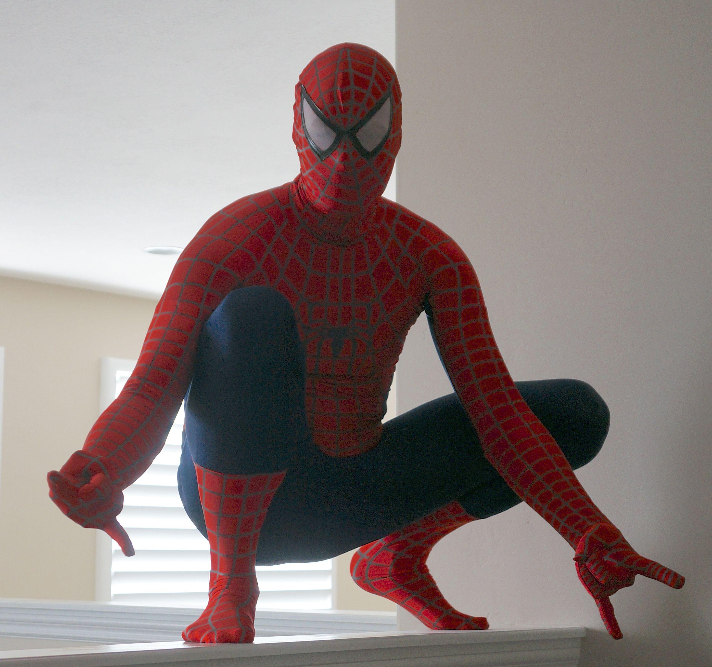 Spiderman Super hero party Utah