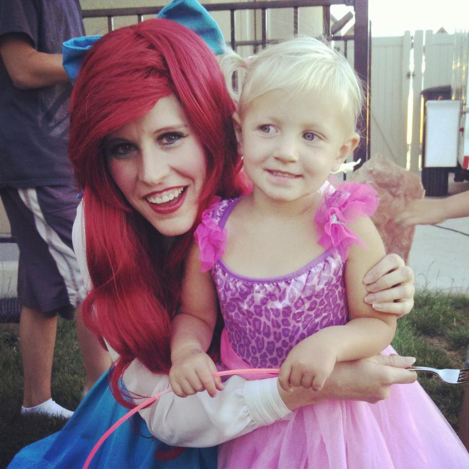 Little Mermaid Stole the Show!