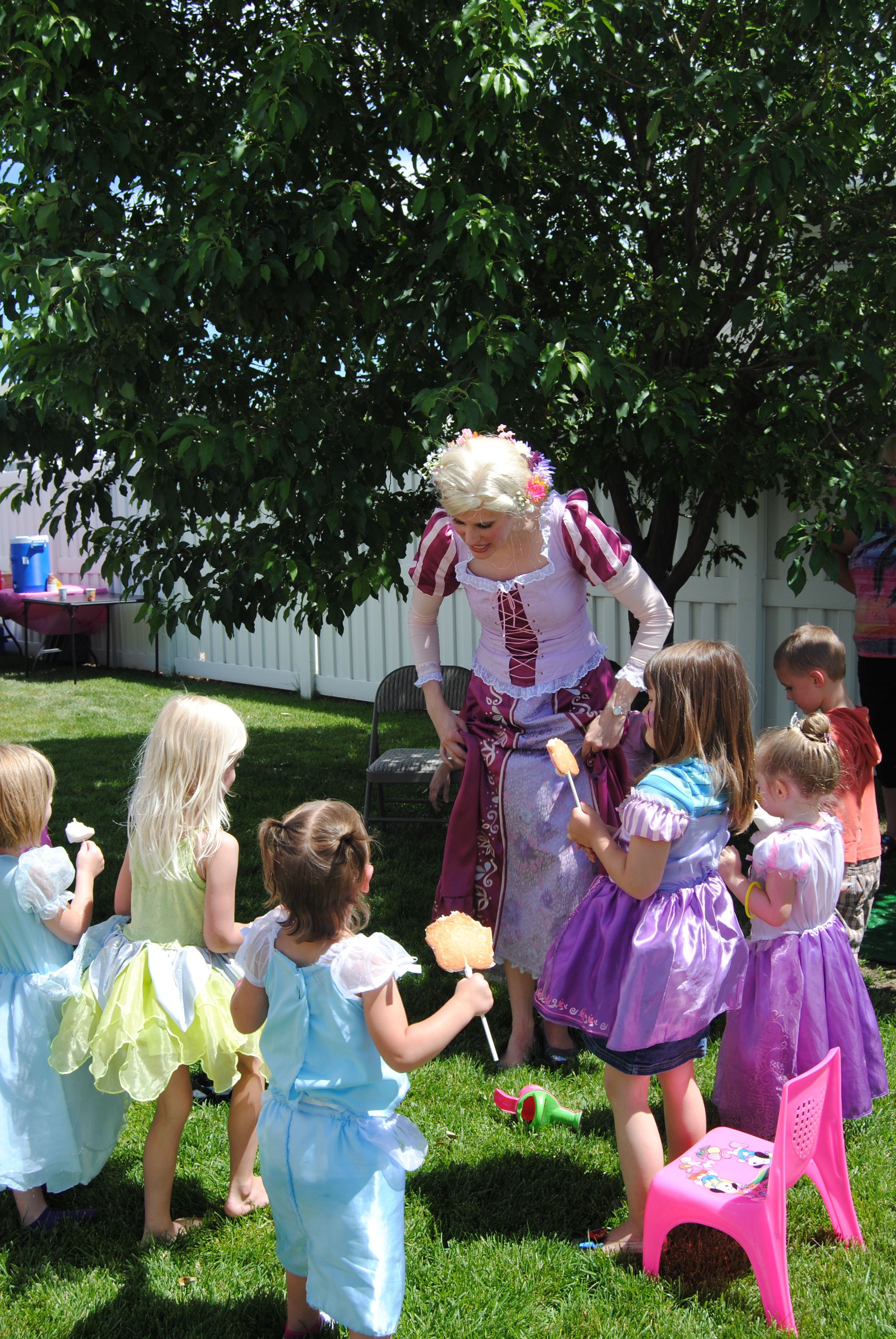 Princess Party ideas and inspiration