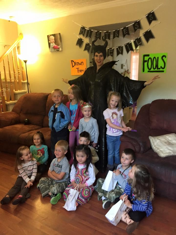 Villain Birthday Party Ideas