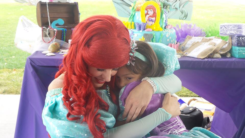 Ariel The Little Mermaid Party Ideas