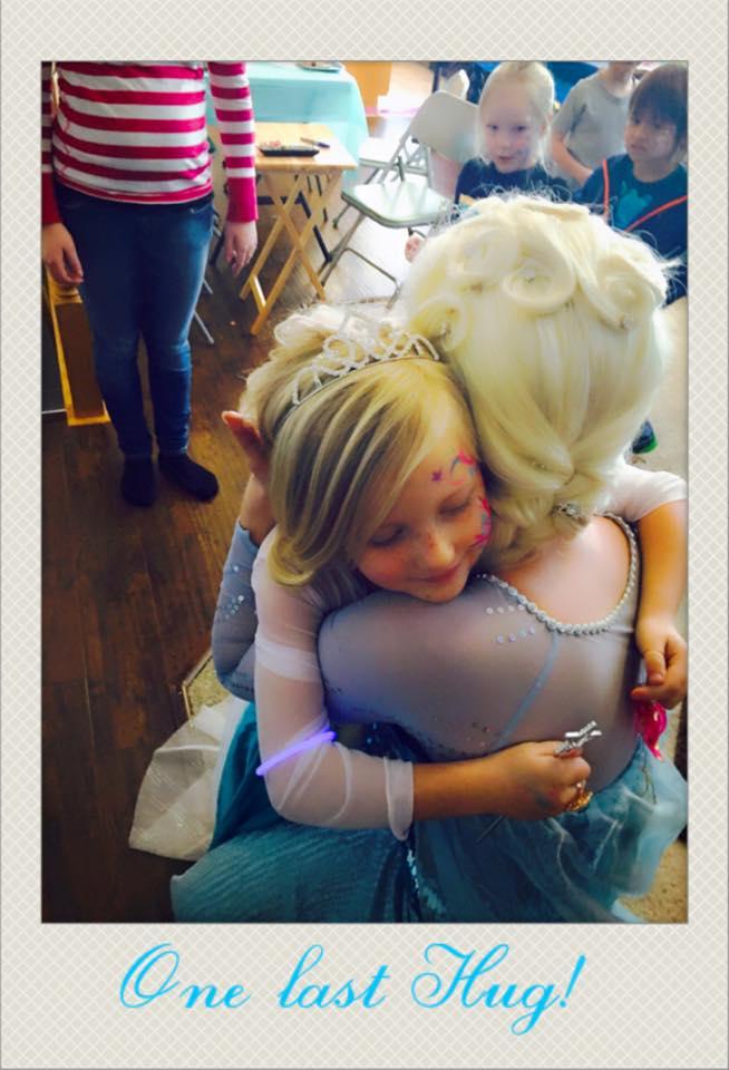 5 Stars! princess party Utah