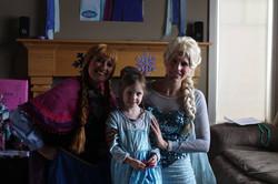 hire Anna and Elsa in Utah