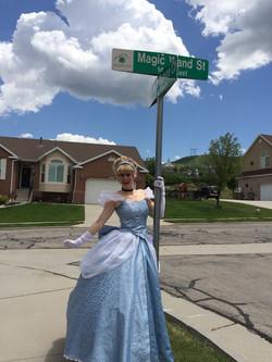 Cinderella for hire princess Utah