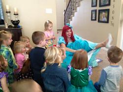 princess party entertainers Utah