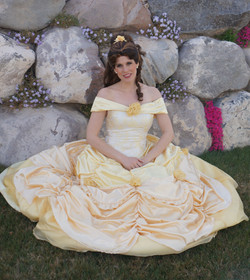 Hire Beauty and the beast Belle Utah