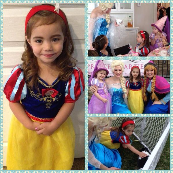 princess summer camp