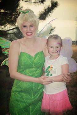 Disney Fairies Birthday Party Ideas