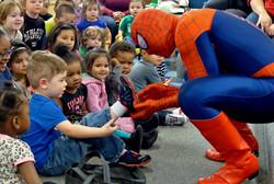Spiderman Hero Birthday Party Ideas
