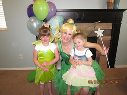 Tinkerbell Party Magic!