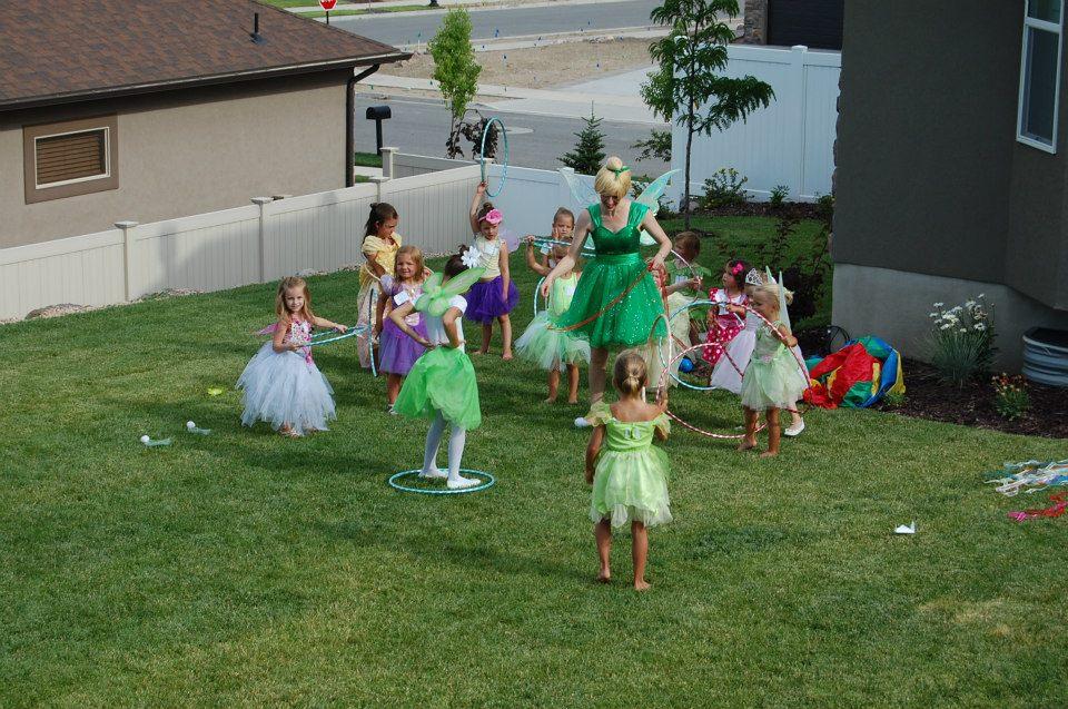 Fairy summer camp south Jordan Utah