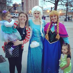 Disney princesses Utah