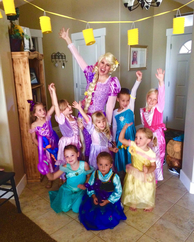 Best rapunzel party ideas Utah