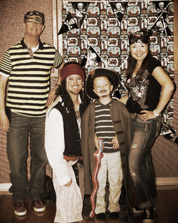 pirate and princess parties UT