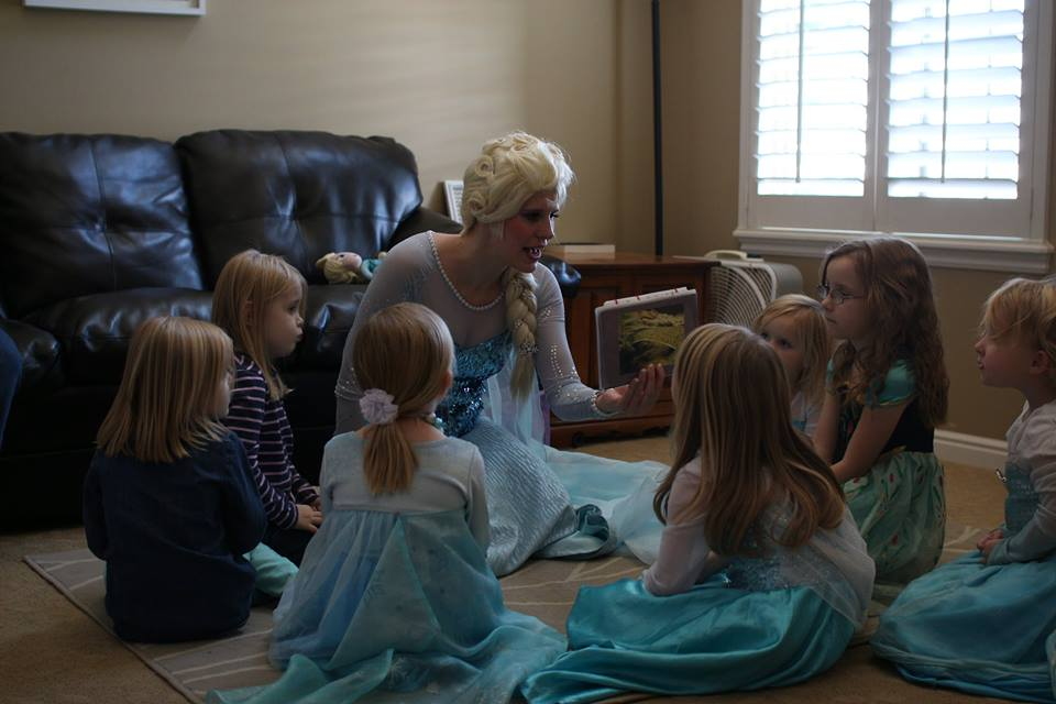 who to hire for princess Utah