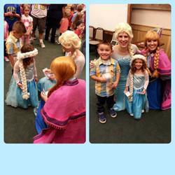 Princess Free event