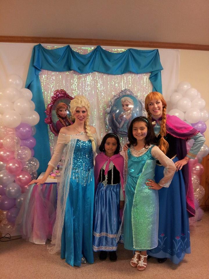fun princess party ideas