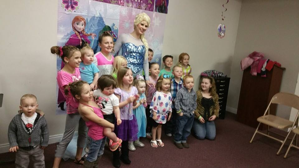 hire princesses for birthday party