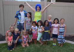 Joy Inside Out Birthday Party Ideas