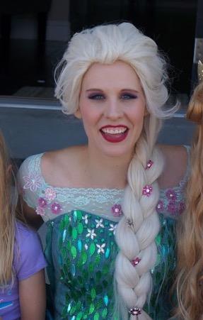 5 star reviews princess parties Utah