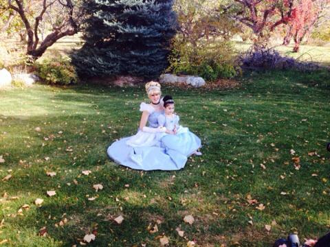 Cinderella Princess Party Ideas
