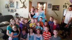Birthday party ideas large groups