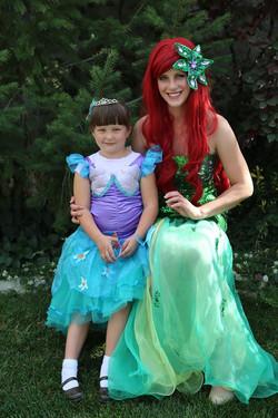 little mermaid party ideas girls