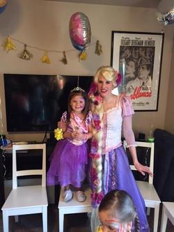 princess rapunzel for hire Utah