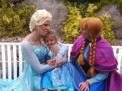 our favorite princesses in Utah