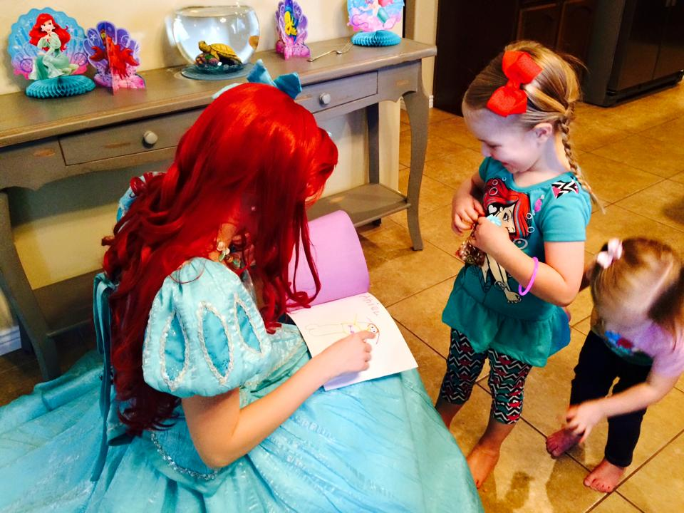 Best princess party ideas for girls