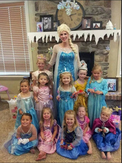Elsa party ideas you will love