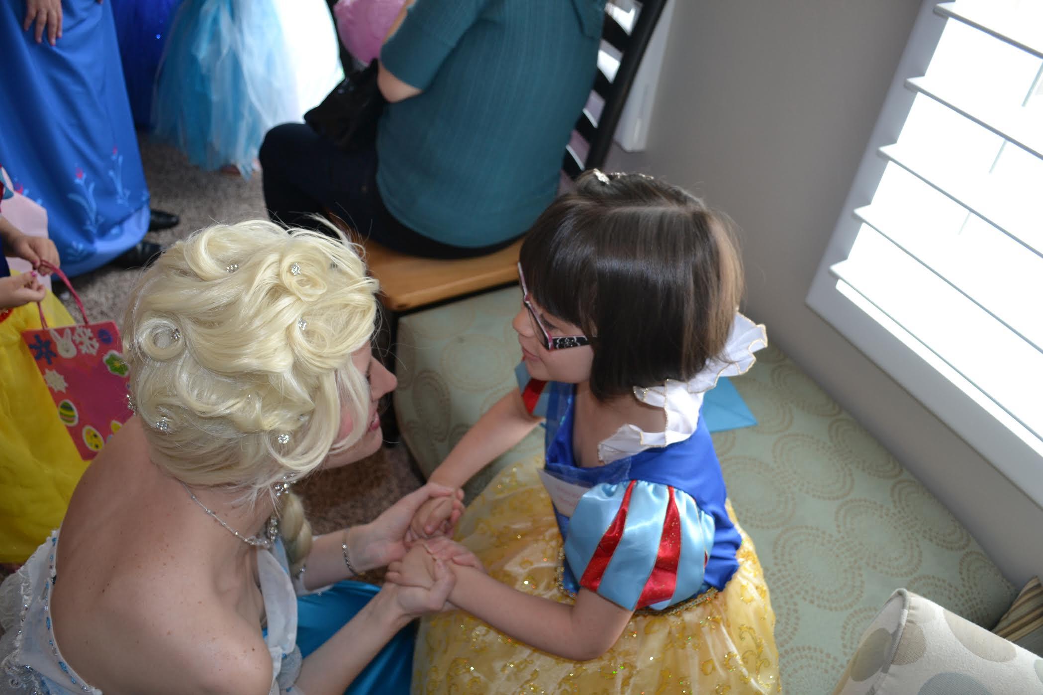 Magic Princess Parties Utah