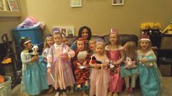 Jasmine Aladdin Birthday Party Ideas