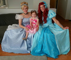 Bet princess party company in Utah