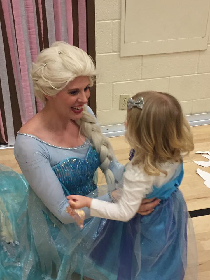 Best princess party company Utah
