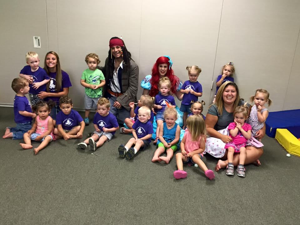 Preschool princess party ideas