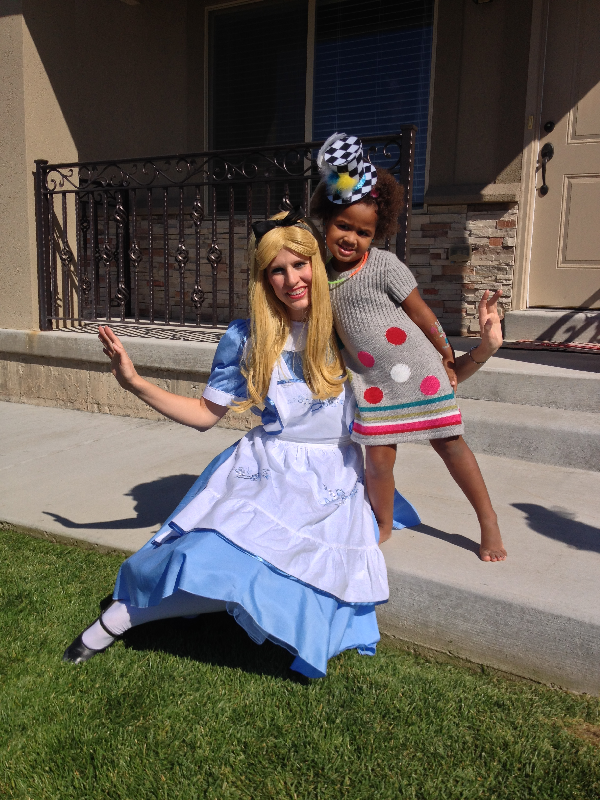 We are just MAD for Alice!