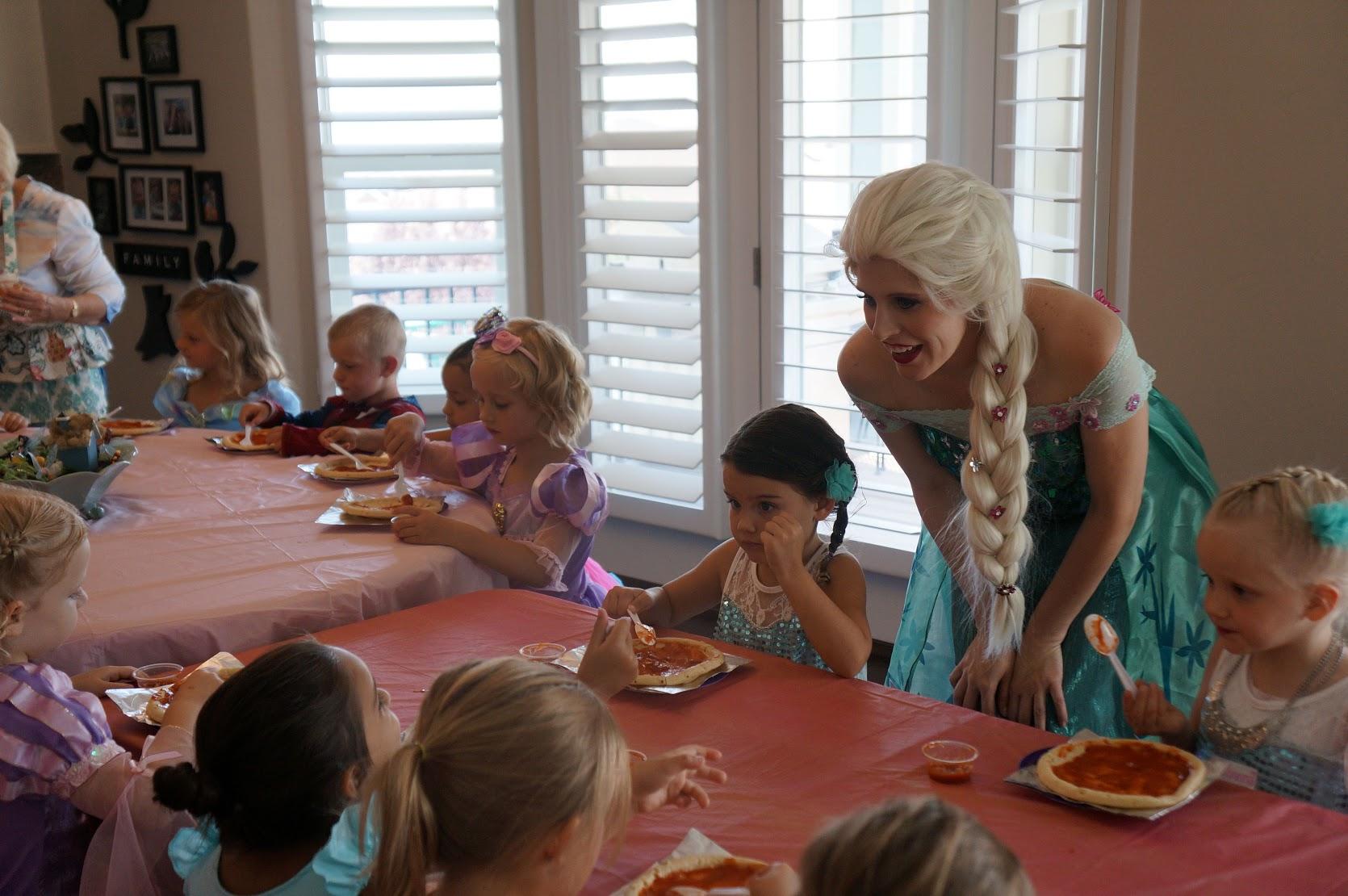 Princess summer camps in Utah