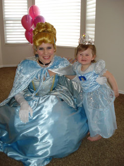 Could not be happier with Cinderella