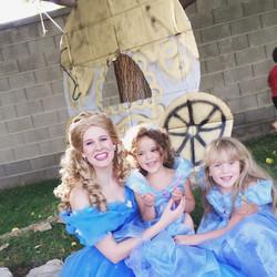Live action Cinderella Birthday Part