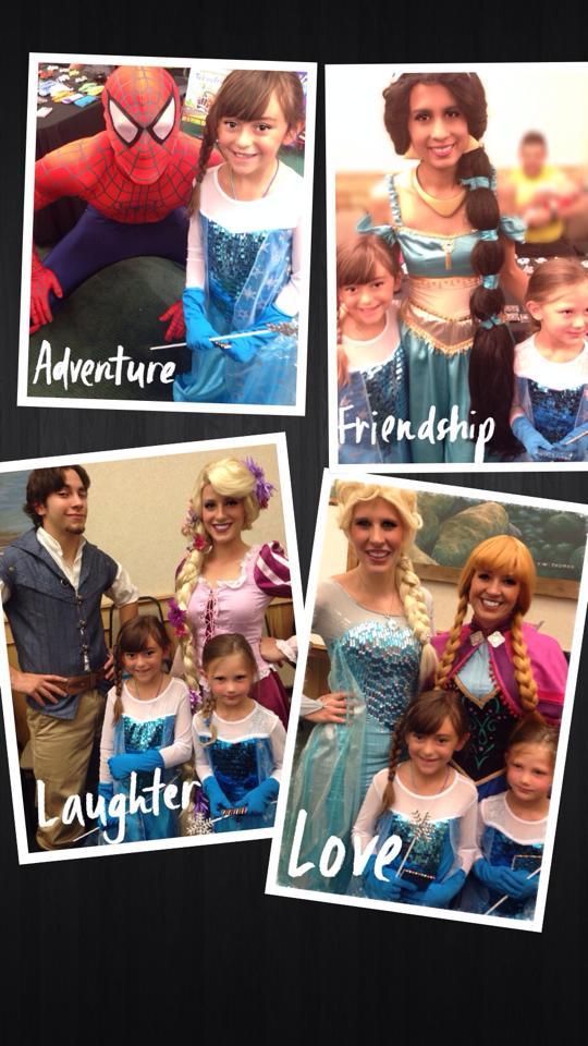 Free princess meet and greet Utah
