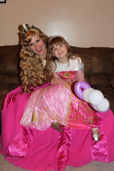 Who has the best princesses in utah?