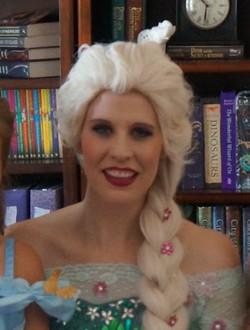 best Elsa Princess Party in Utah