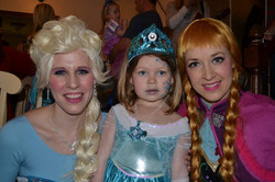 hire princesses for your party Utah