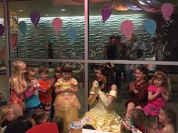 Belle Princess Birthday Party Ideas