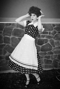 I Love Lucy Singing Telegram