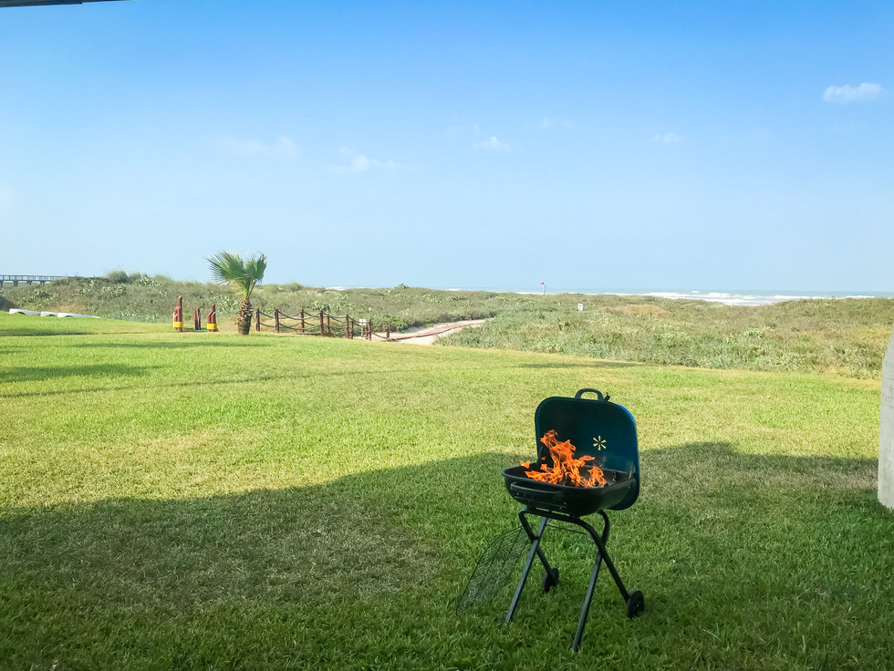 BBQ's Available