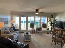 Living Room - Windows Open