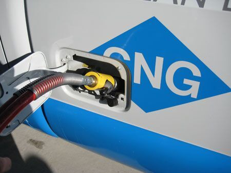 CNG Fueling
